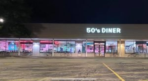 The 50's Diner In Illinois Takes This Rock and Roll Decade's Theme All The Way To The Menu
