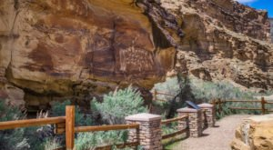 Nine Mile Canyon Has More Prehistoric Rock Art Than Anywhere Else In Utah