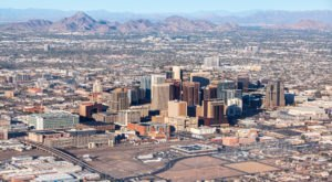 In A Record-Breaking Heat Wave, Phoenix, Arizona Has Been Over 110 Degrees For 50 Straight Days