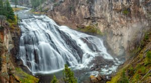 6 Easy-Access Wyoming Waterfalls That Are Perfect For A Summer Adventure