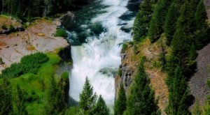 6 Easy-Access Idaho Waterfalls That Are Perfect For A Summer Adventure