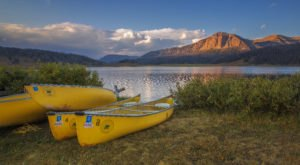 Plan A Family Camping Trip Under The Stars At Brooks Lake In Wyoming
