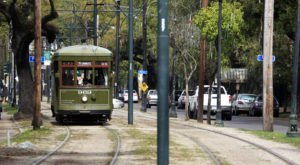 The Most-Photographed Streetcar In The Country Is Right Here In New Orleans