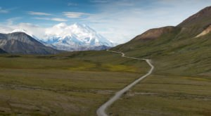 Off The Beaten Path In Denali National Park, You'll Find A Breathtaking Alaska Overlook That Lets You See For Miles