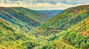 Book Now For A Front-Row Seat To See West Virginia's Spectacular Fall Foliage