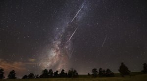 Watch The Perseid Meteors Shoot Across The Sky At One Of The Darkest Parks In Iowa