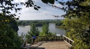 A Trail Full Of Scenic Overlooks By Starved Rock Will Lead You To A Waterfall Paradise In Illinois