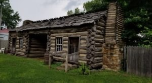 Take A Step Back 200 Years In Time At Lincoln Pioneer Village And Museum In Indiana