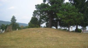 No One Knows Exactly What Lies Buried Beneath This Mysterious Two-Thousand-Year-Old Mound In West Virginia