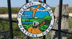 Oregon Trail Nature Park In Kansas Is So Hidden Most Locals Don't Even Know About It