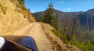 Hart's Pass Is 35 Miles Of White Knuckle Driving In Washington That's Not For The Faint Of Heart