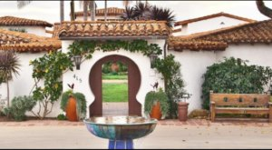 The Fairytale Gardens At Casa Romantica Cultural Center In Southern California Are Right Out Of A Storybook