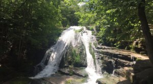 6 Easy-Access Virginia Waterfalls That Are Perfect For A Summer Adventure