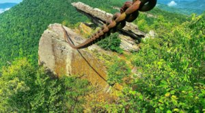 The Chained Rock Trail Is A Low-Key Kentucky Hike That Has An Amazing Payoff