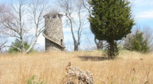 Hike To A Historic Tower At Camp Columbia State Park, An Enchanting Destination In Connecticut