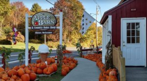 At The Apple Barn and Country Bake Shop In Vermont, You'll Find The Best Vermont Products Around