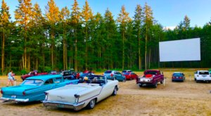 The Wheel-In Motor Movie In Washington Is One Of The Best In The Country And It's The Perfect Socially-Distant Outing