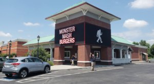MonsterMash Burgers In East Tennessee Has The Biggest, Craziest Burgers You've Ever Seen