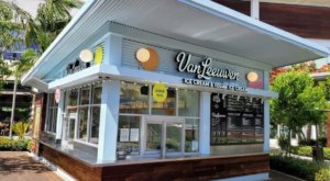 Treat Yourself To A Foot-Tall Ice Cream Cone At Van Leeuwen Ice Cream In Southern California