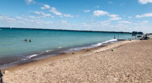 9 Pristine Hidden Beaches Near Detroit You've Got To Visit This Summer