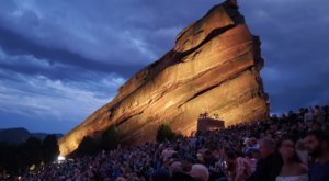 Red Rocks Ampitheatre Was Named The Most Beautiful Place In Colorado And We Have To Agree
