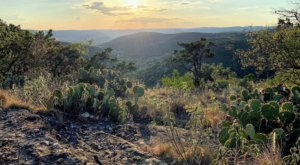 Off The Beaten Path In Garner State Park, You'll Find A Breathtaking Texas Overlook That Lets You See For Miles