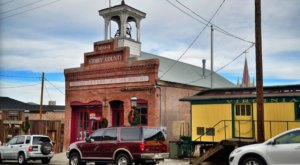 The Comstock Firemen's Museum May Just Be The Most Unique Little Museum In Nevada