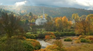 Stowe, Vermont Was Just Named One Of The Top 10 Small Towns In America