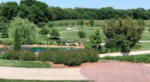 Reconnect With Nature At The Inspiring Mary Jo Wegner Arboretum and East Sioux Falls Historic Site In South Dakota