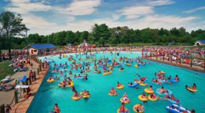 Maine's Oldest Water Park Is Open For The Season And It's Good Ol' Classic Fun