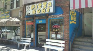 Enjoy Delicious Pizza And More Than 15 Milkshake Flavors At Pizza Bob's, A Timeless Michigan Restaurant