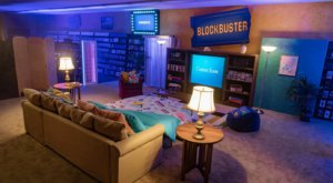 A Few Lucky Oregonians Will Get To Sleep Overnight In The World's Last Blockbuster Video This Fall