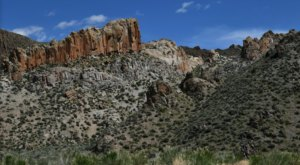 The Towering And Majestic Landscape At Nevada's Big Rocks Wilderness Will Make You Feel Tiny