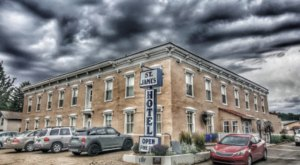 Stay Overnight In A 148-Year-Old Hotel That's Said To Be Haunted At The St. James Hotel In New Mexico