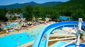 One Of New Hampshire's Coolest Aqua Parks, Whale's Tale Will Make You Feel Like A Kid Again