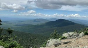 The Spectacular Killington Peak Hike In The Green Mountains Leads To An Awesome Overlook Of The Vermont Wilderness