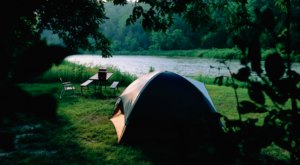 Smith Falls State Park Was Just Named The Best Place To Camp In Nebraska And We Totally Agree