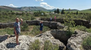 With An Underground Cave And Crystal Springs, Formation Springs Preserve Is An Overlooked Gem In Idaho