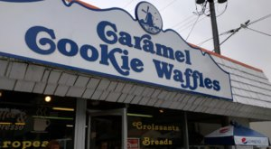 Enjoy Authentic Dutch Stroopwafels At Caramel Cookie Waffles In Montana