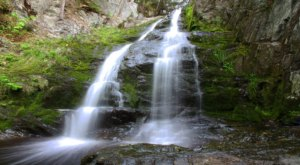7 Easy-Access Maine Waterfalls That Are Perfect For A Summer Adventure