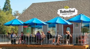 Sink Your Teeth Into A Breakfast Biscuit At Buttercloud Bakery & Cafe In Oregon