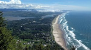 The Neahkahnie Trail Takes You To The Highest Point On The Oregon Coast