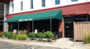 You'll Be Delighted By The Delicious Food At Wally's Roast Beef, A Hole-In-The-Wall Restaurant In Minnesota