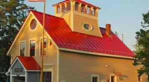 The Owls Head Village Post Office Offers An Overnight Adventure That Delivers On Fun