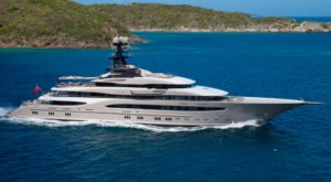 The Super Yacht Docked In Maine's Portland Harbor Can Be Rented For $1.2 Million A Week