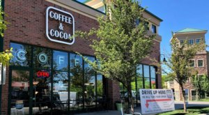 Get Caffeinated For All Your Adventures At Coffee & Cocoa, Situated At The Foot Of Utah's Wasatch Mountains