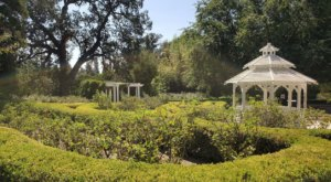 The Historic Ranch And Horticulture Center In Southern California That Is Right Out Of A Fairytale