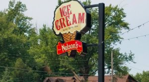 Grab A Scoop Of Your Favorite Flavor At Nelson's Ice Cream, An Iconic Minnesota Ice Cream Shop