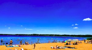 Big Marine Lake Is One Of The Most Underrated Summer Destinations In Minnesota