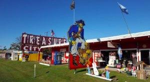Now's Your Chance To Own Treasure City, A Famous Minnesota Souvenir Shop Up For Sale